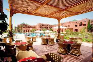 Palm Plaza Hôtel & Spa - Marakeş