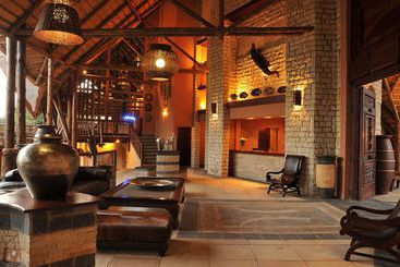 Aha The David Livingstone Safari Lodge & Spa - ??????????