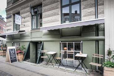 Woodah Boutique Hostel - Copenhague