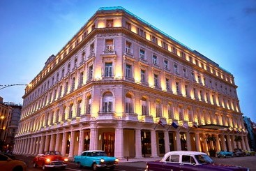 Gran Hotel Manzana Kempinski La Habana - Hawana