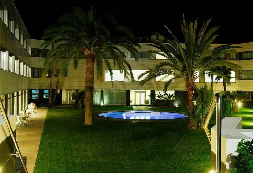 Zonas comunes Hotel Daniya Alicante
