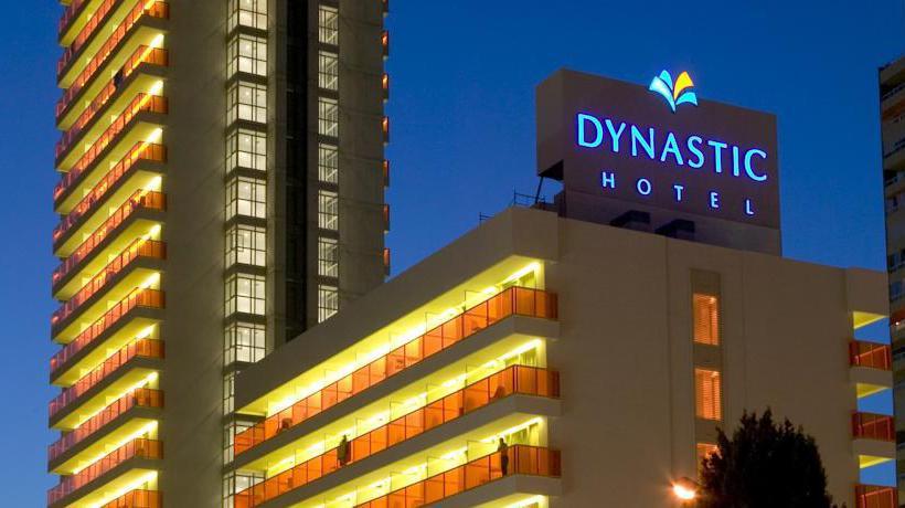 Hotel dynastic en benidorm desde 25 destinia for Oferta hotel familiar benidorm