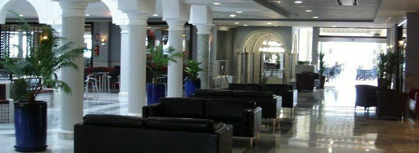 Hotel Evenia Zoraida Garden Roquetas de Mar