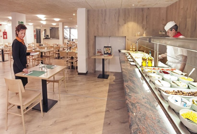 Restaurante Hotel Gala Placidia Benidorm