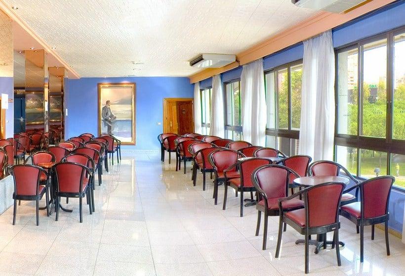 Cafetería Hotel Magic Cristal Park Benidorm