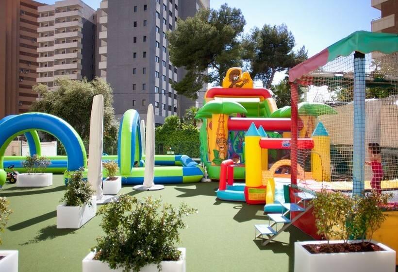 Instalaciones infantiles Hotel RH Princesa Benidorm