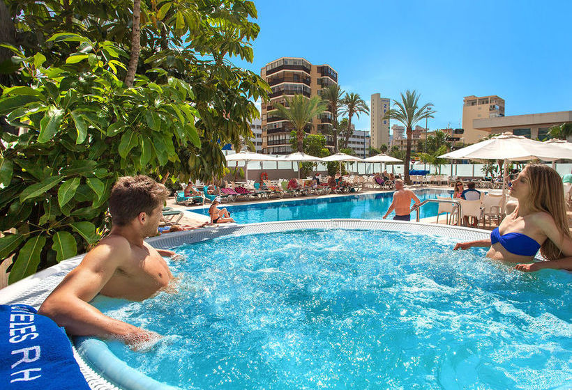 Piscina Hotel RH Royal  All Inclusive - Adults Only Benidorm