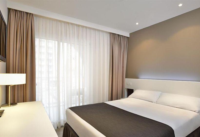 Habitación Hotel Sol Pelícanos Ocas Benidorm