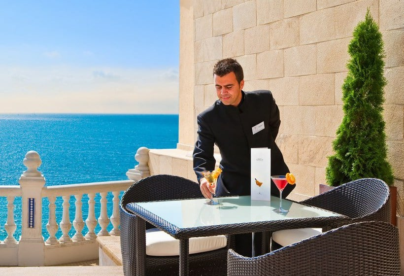 Exterior Villa Venecia Hotel Boutique Gourmet Benidorm