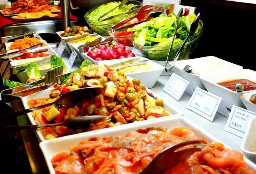 Restaurante Hotel Artiem Capri  Mahón