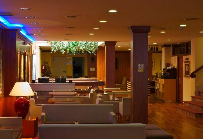 Zonas comunes Hotel Borgia Gandía