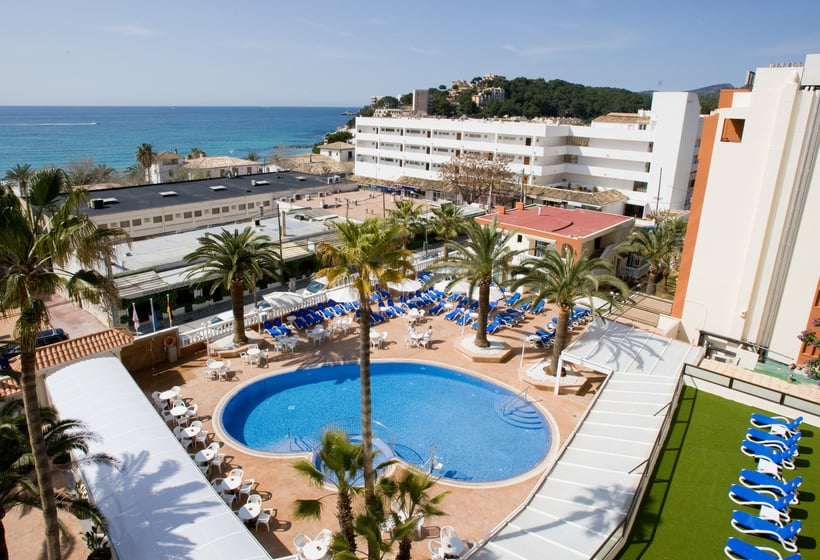 Hotel Hsm Linda Playa En Paguera Destinia