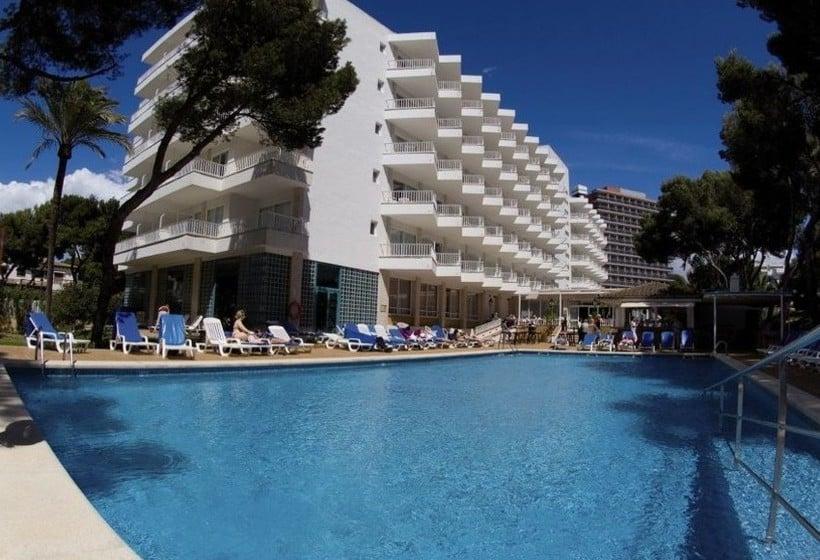 Exterior Hotel Riu Concordia Playa de Palma