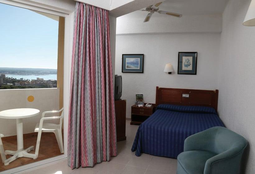 Habitación Hotel Riu Playa Park Playa de Palma