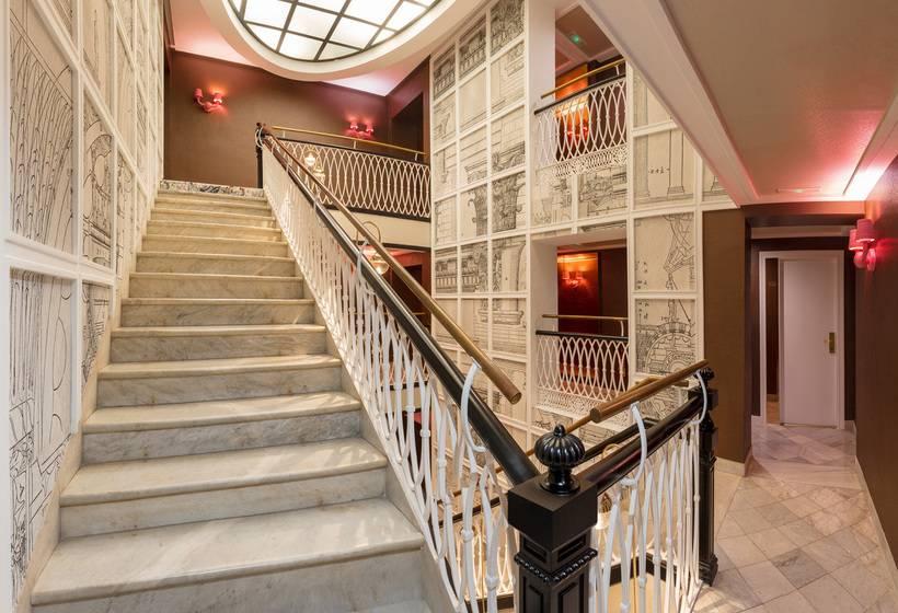 Imagen del hotel SH Inglés Boutique Hotel Valencia