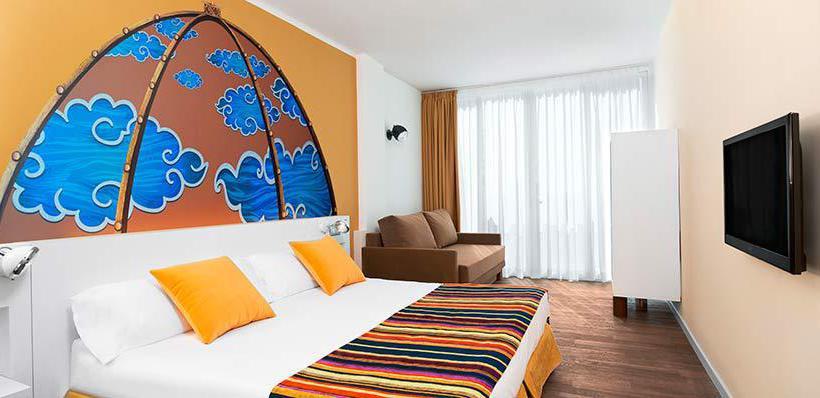 Habitación Sol Katmandu Park & Resort Magalluf