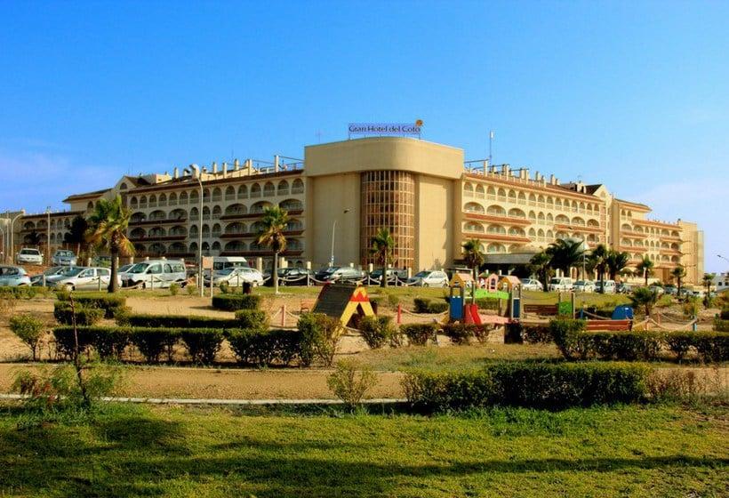 Exterior Gran Hotel del Coto Matalascañas