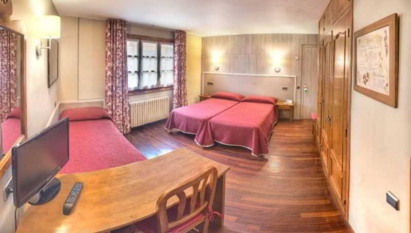 Hotel arag ells en benasque desde 38 destinia for Hotel avenida benasque