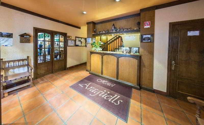 Hotel arag ells en benasque desde 35 destinia for Hotel avenida benasque