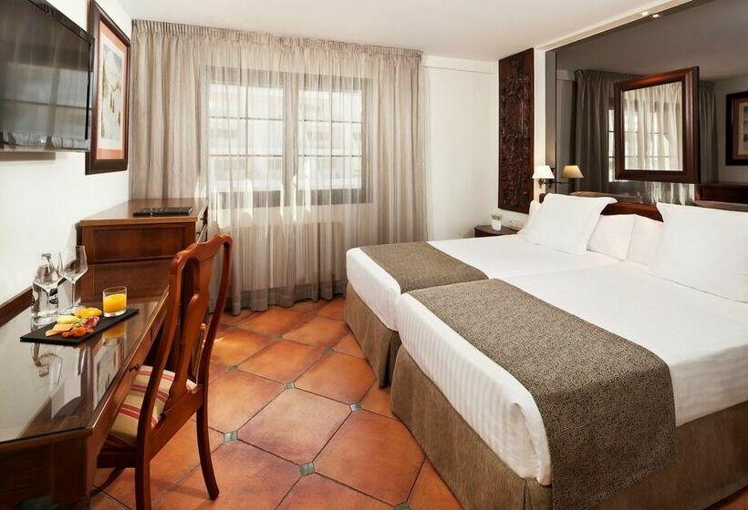 Habitación Hotel Meliá Sol y Nieve Sierra Nevada
