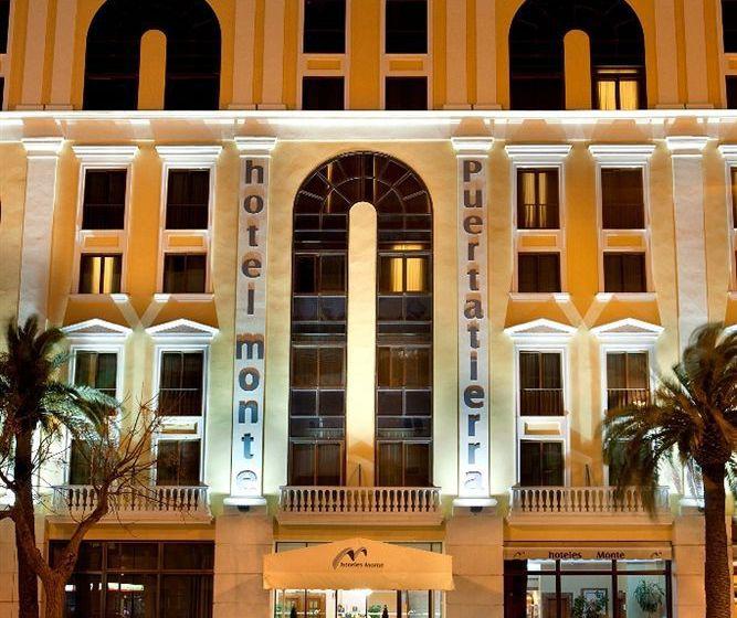 Hotel monte puertatierra en c diz destinia - Hotel puertatierra en cadiz ...