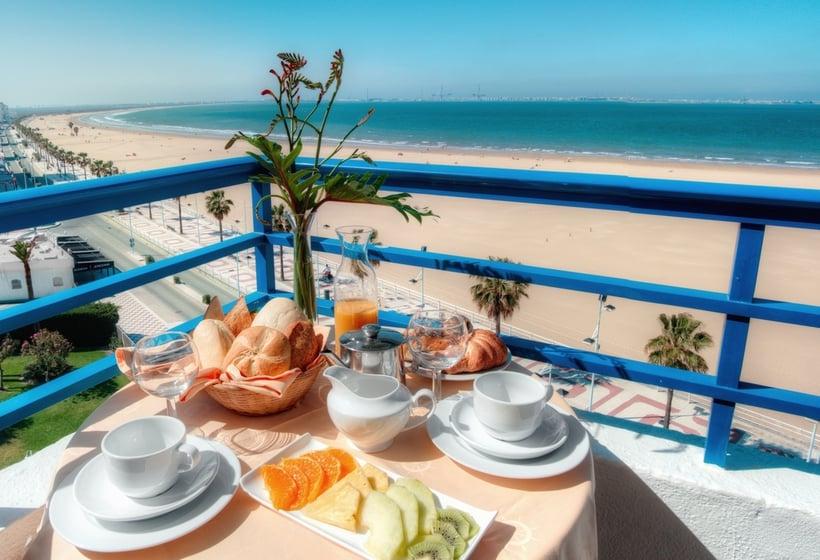 Terraza Hotel Puertobahia & Spa El Puerto de Santa María