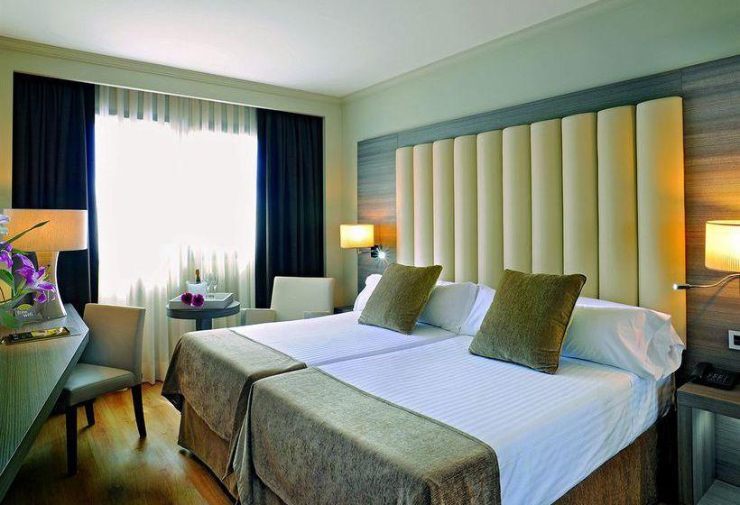 Habitación Gran Hotel Luna de Granada