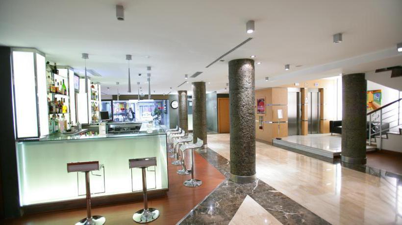 Cafetería Cantur City Hotel Las Palmas de Gran Canaria