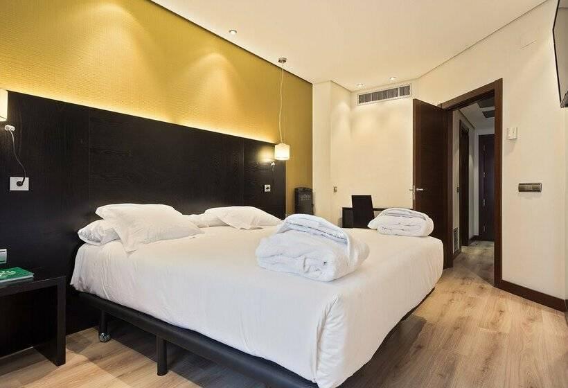Habitación Hotel Abba Reino de Navarra Pamplona