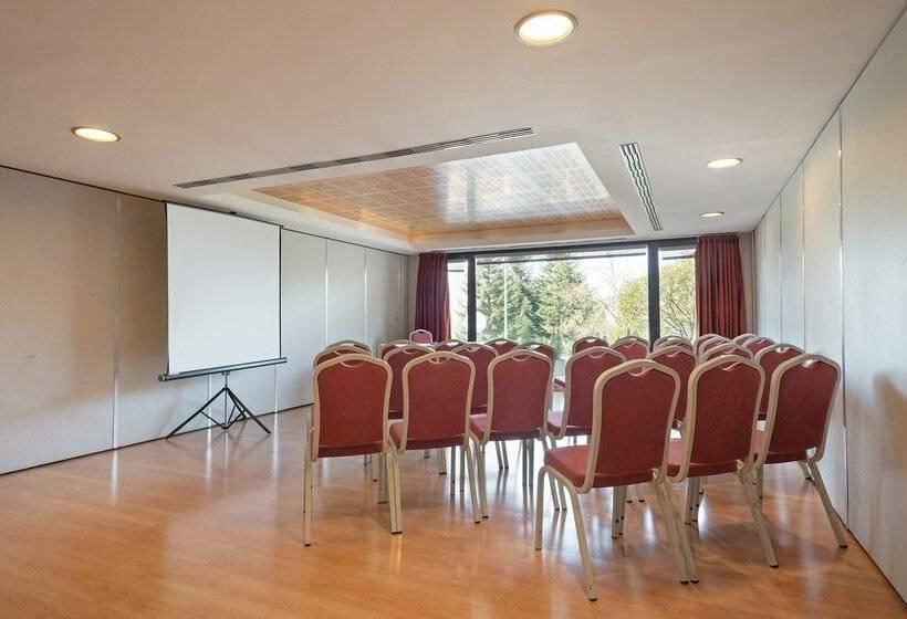 Zonas comunes Hotel Abba Reino de Navarra Pamplona