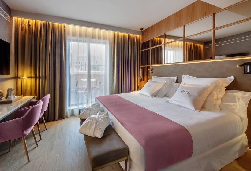 Hotel barcel emperatriz en madrid destinia - Hoteles barcelo en madrid ...