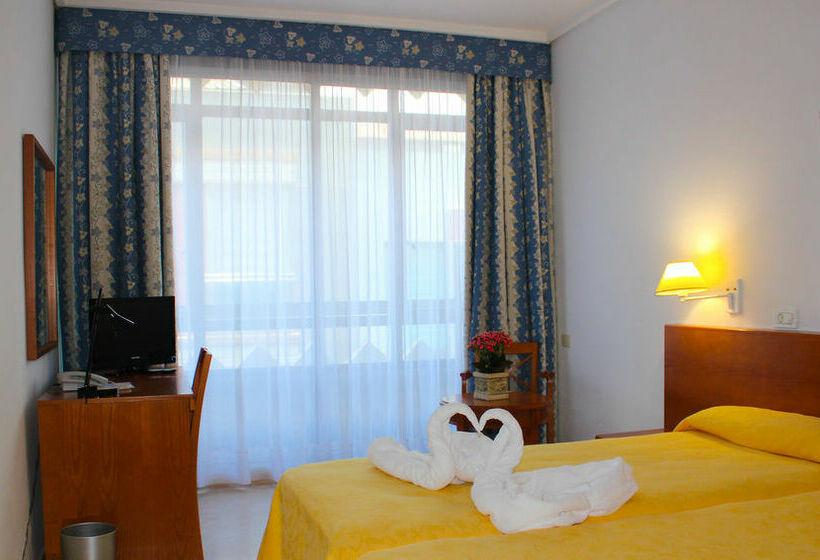 Habitación Hotel Concorde Las Palmas de Gran Canaria