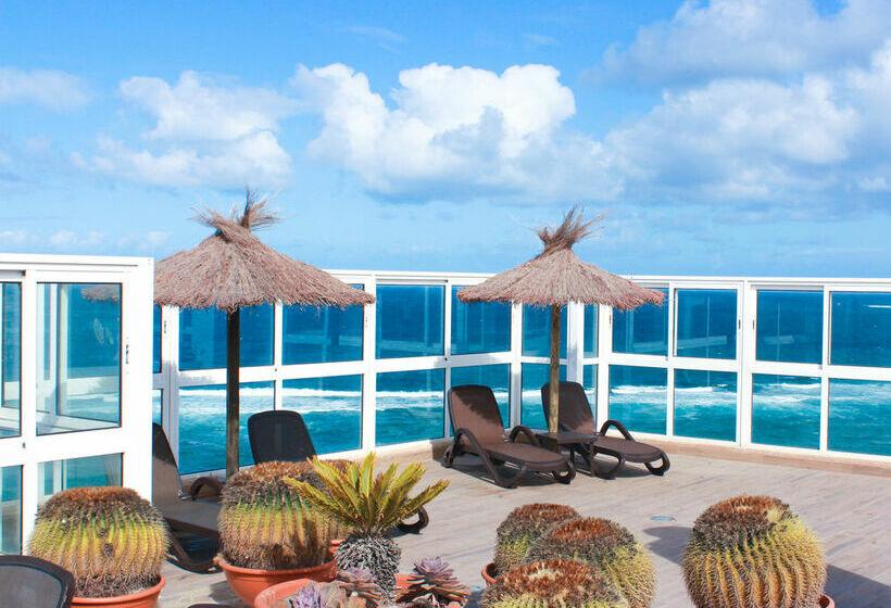 Terraza Hotel Concorde Las Palmas de Gran Canaria