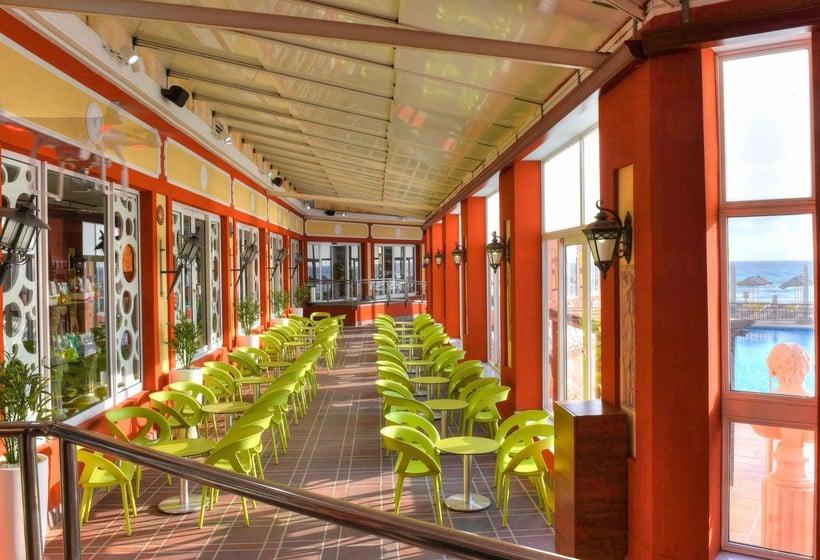 Zonas comunes Hotel Entremares La Manga del Mar Menor