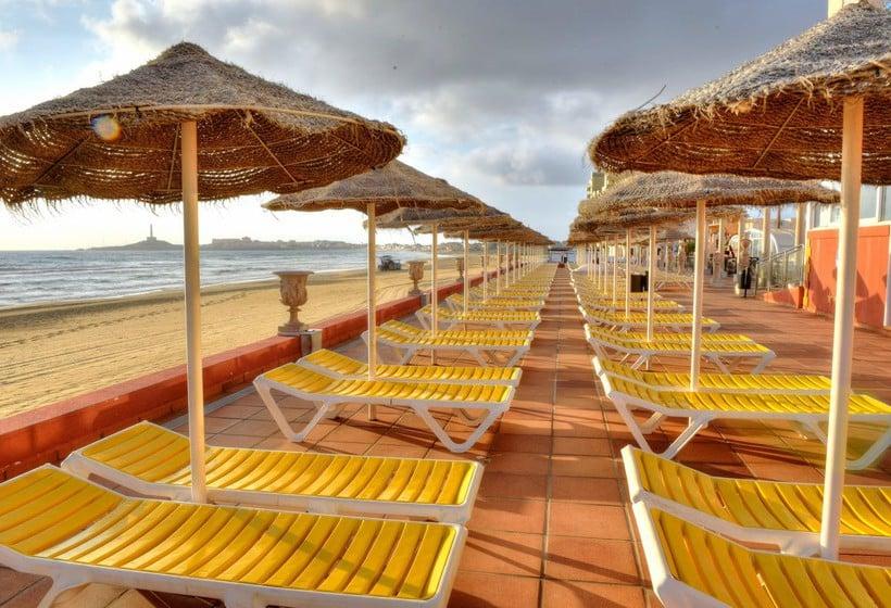 Exterior Hotel Entremares La Manga del Mar Menor