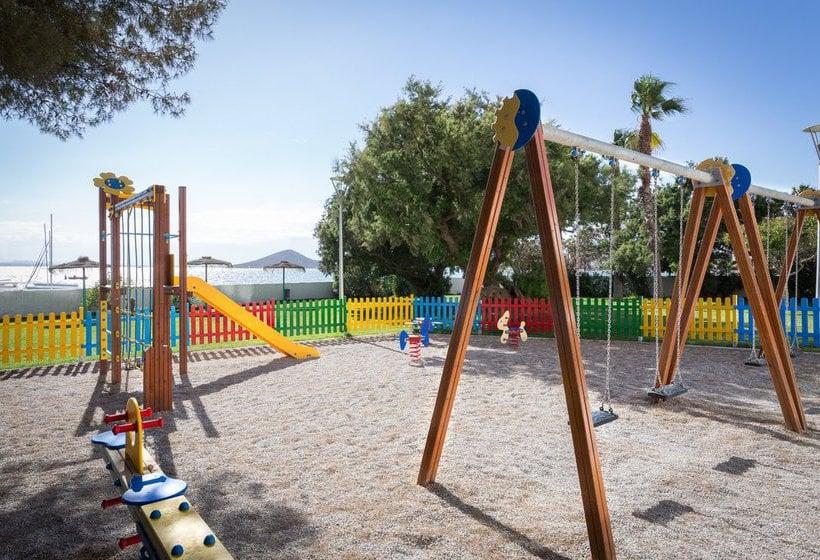 Instalaciones infantiles Hotel Izán Cavanna La Manga del Mar Menor