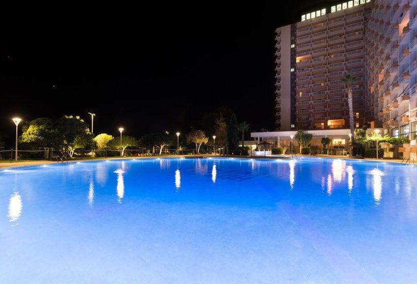 Piscina Hotel Izán Cavanna La Manga del Mar Menor