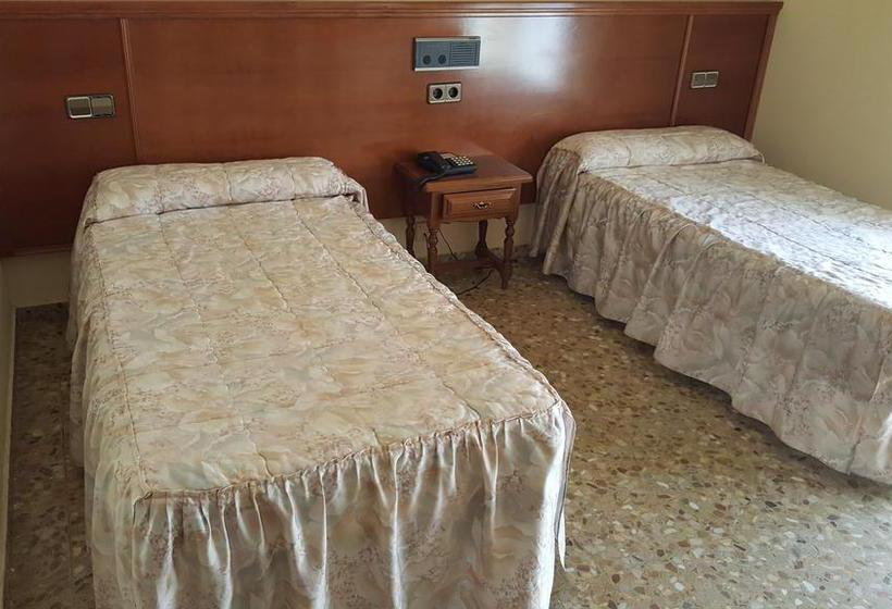 Hotel Reina Isabel Lérida