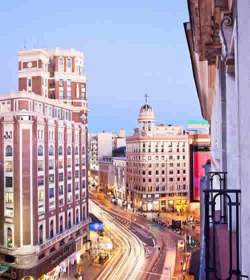 Hotel rex madrid las mejores ofertas con destinia - One shot hotels madrid ...