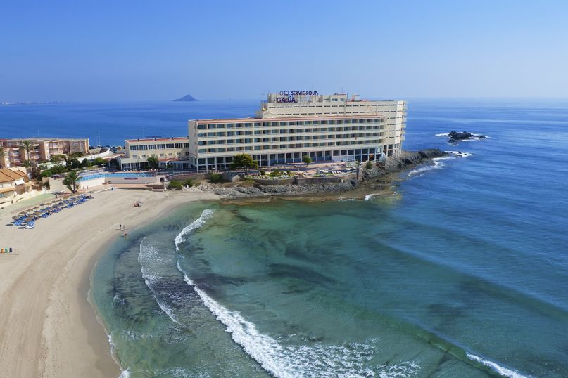 Hotel Servigroup Galúa en La Manga del Mar Menor | Destinia