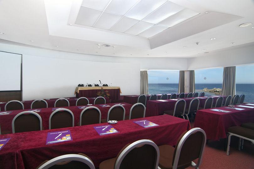 Salas de reuniones Hotel Servigroup Galúa La Manga del Mar Menor