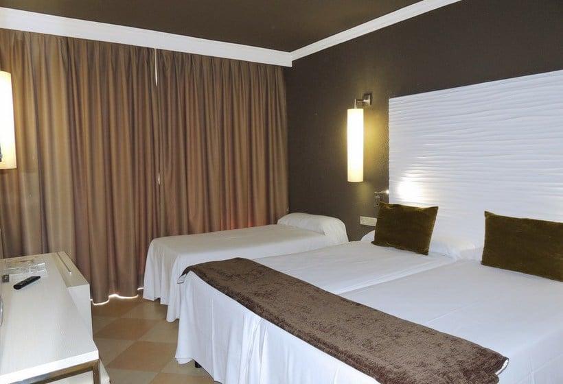 Habitación Hotel Augustus Cambrils