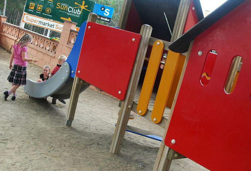 Instalaciones infantiles Hotel H Top Molinos Park Salou