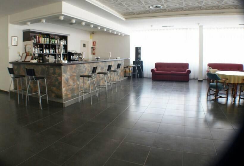 Cafetería Hotel Kristal Torremolinos