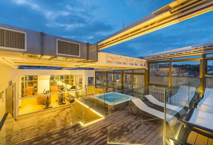 Zonas comunes Hotel Marsol Lloret de Mar