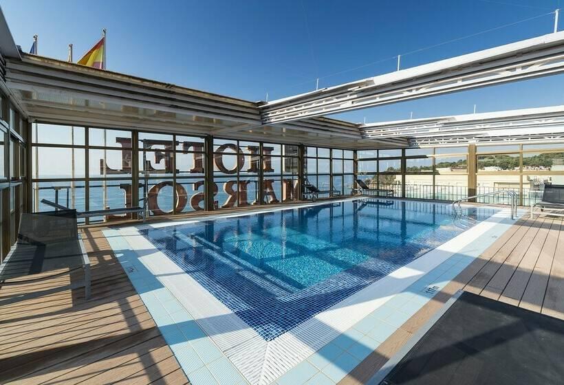 Hotel marsol en lloret de mar desde 26 destinia for Hoteles en lloret de mar con piscina climatizada