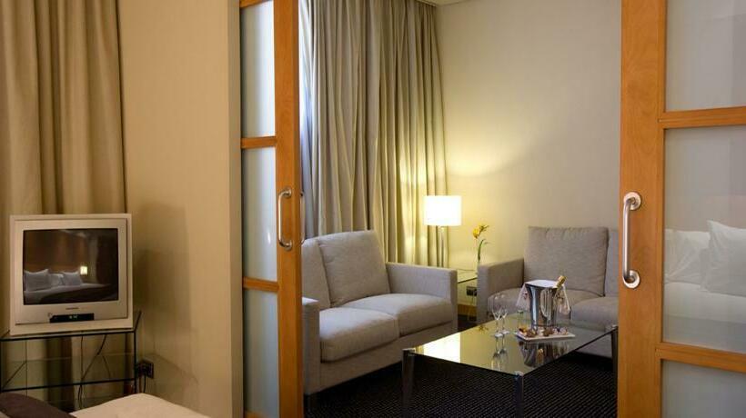 Habitación Hotel Silken Al-Andalus Palace Sevilla