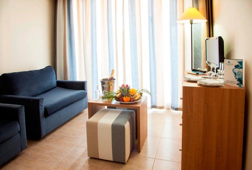 Habitación Gran Hotel Las Fuentes Alcocéber