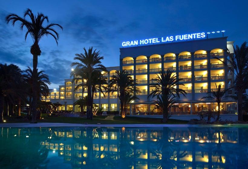 Exterior Gran Hotel Las Fuentes Alcocéber