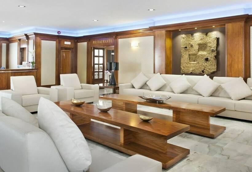 Recepción Hotel Elba Motril Beach & Business